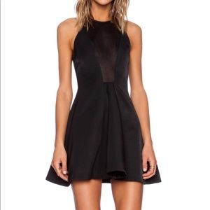 Another Day Dress in Black C/MEO